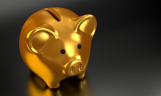 zlaté prase na peníze