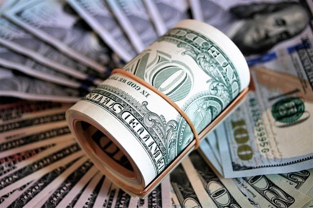 balíček peněz