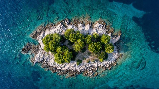 Chorvatský ostrůvek