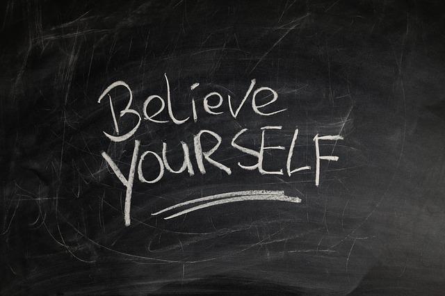 věř sobě
