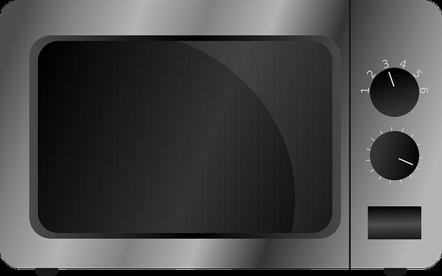 model mikrovlnné trouby