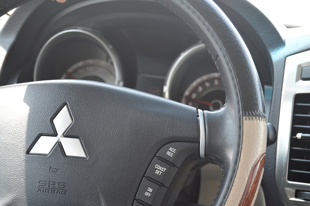 volant Mitsubishi